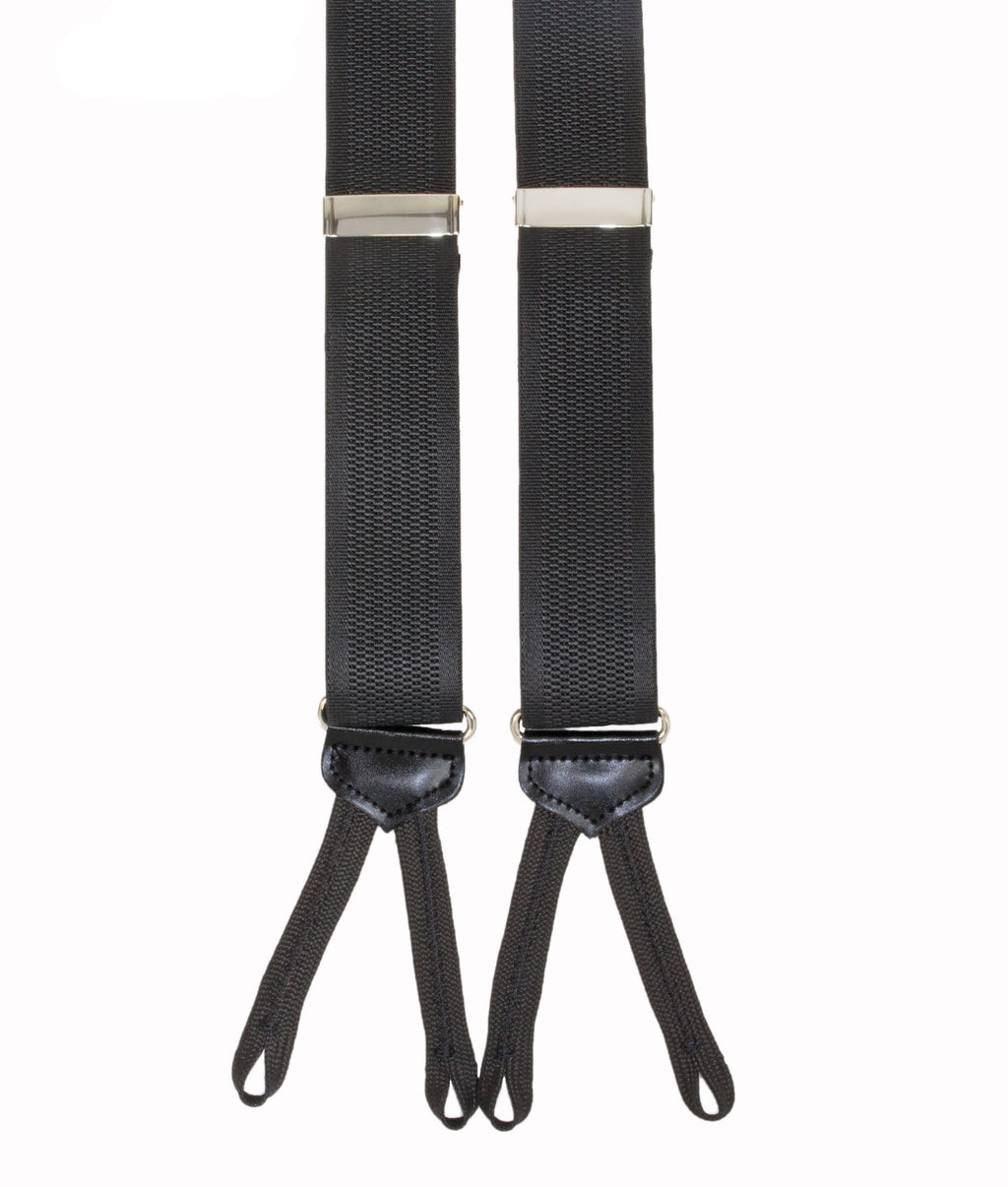 Style 51615 - 35MM Center tone on tone suspender
