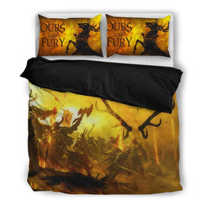 Game of Thrones – House Baratheon (2 Styles) – Bedding Set (Duvet Cover & Pillowcases)