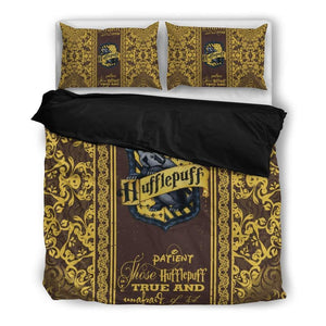 Harry Potter - Logo class -  (5 Styles) #2 - Bedding Set (Duvet Cover & Pillowcases)
