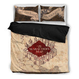 Harry Potter (3 Styles) #2 - Bedding Set (Duvet Cover & Pillowcases)