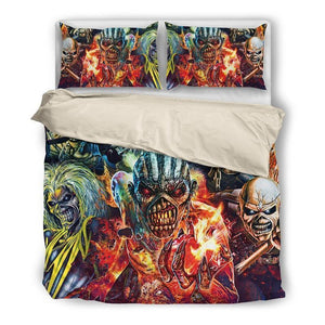 Iron Maiden - Bedding Set (Duvet Cover & Pillowcases)