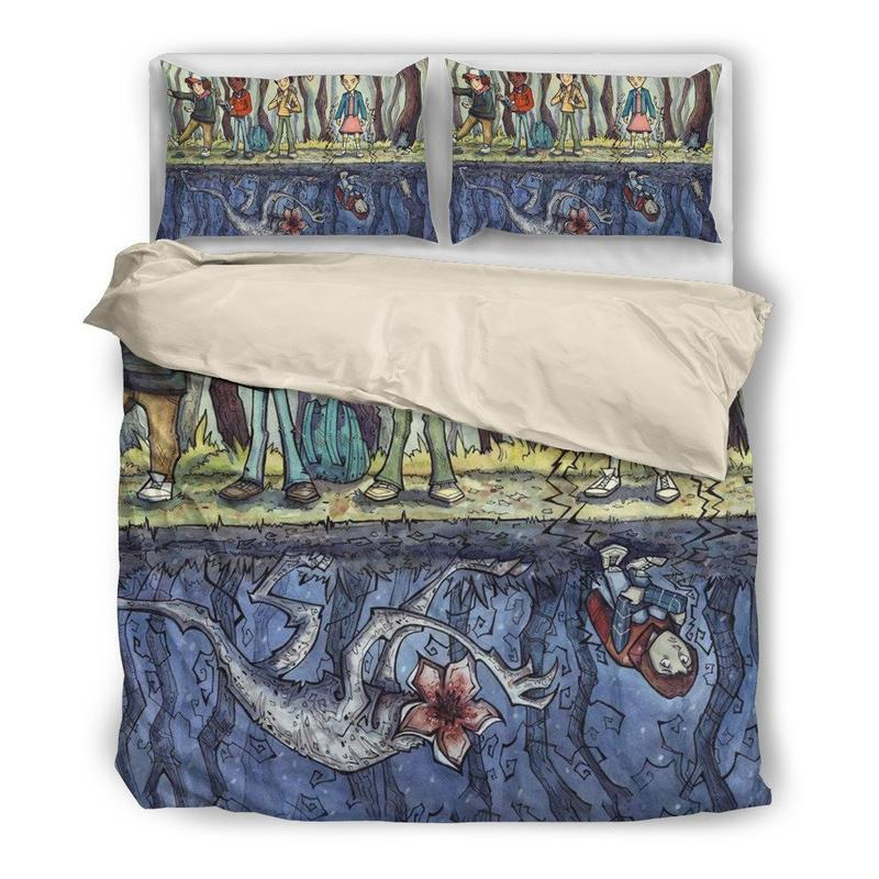 Stranger Things - Season 1 (5 Styles) - Bedding Set (Duvet Cover & Pillowcases)