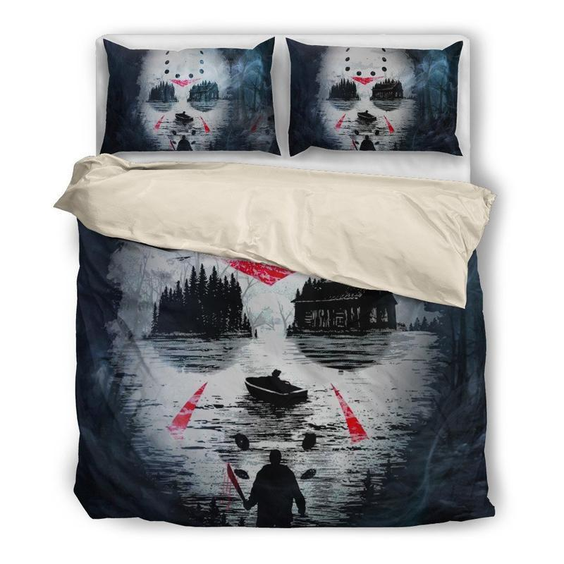 Friday The 13Th - Bedding Set (Duvet Cover & Pillowcases)