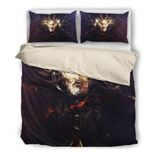 Load image into Gallery viewer, Behemoth – Bedding Set (Duvet Cover & Pillowcases)