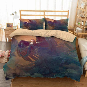 3D Customize Annabelle Bedding Set Duvet Cover