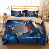3D Customize Ant-Man and The Wasp Bedding Set Duvet Cover