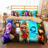 3D CUSTOMIZE ZAK STORM BEDDING SET DUVET COVER