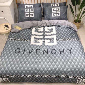 3D Custom Givenchy Bedding Set (Duvet Cover & Pillowcases)