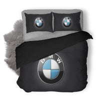 BMW Logo Custom Bedding Set Duvet Cover #2