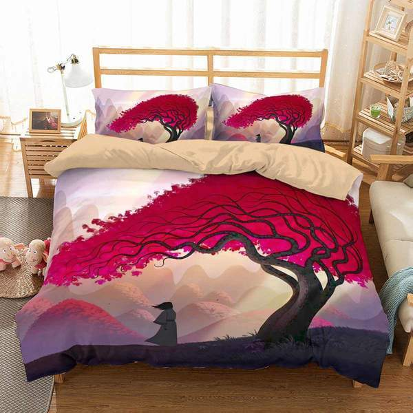 3D CUSTOMIZE SAMURAI JACK BEDDING SET DUVET COVER