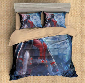3D Customize Ant-Man Bedding Set Duvet Cover