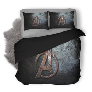 3D Customize  Avengers  Bedding Set Duvet Cover