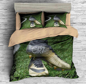 3D Customize CR7 Bedding Set Duvet Cover