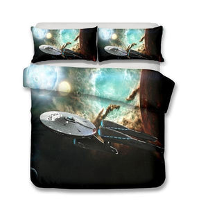 3D Bedding Star Trek Beyond Printed Bedding Sets/Duvet Cover Bedding Sets Chris Pine
