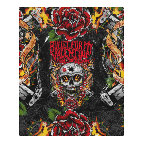Bullet For My Valentine  – Bedding Set (Duvet Cover & Pillowcases)