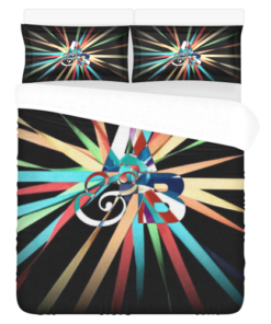 Above & Beyond – Bedding Set (Duvet Cover & Pillowcases)