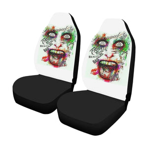 Joker Harley Quinn Car Seat Covers