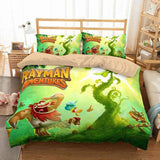 3D CUSTOMIZE RAYMAN ADVENTURES BEDDING SET DUVET COVER