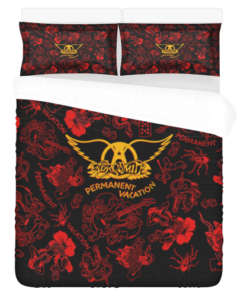 Aerosmith – Bedding Set (Duvet Cover & Pillowcases)