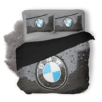 BMW Logo Custom Bedding Set Duvet Cover