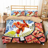 3D CUSTOMIZE THE FLASH BEDDING SET DUVET COVER