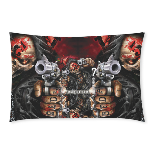 Five Finger Death Punch #1 – Bedding Set (Duvet Cover & Pillowcases)