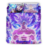 Dragon Ball - Goku Ultra Instinct - Bedding Set (Duvet Cover & Pillowcases)