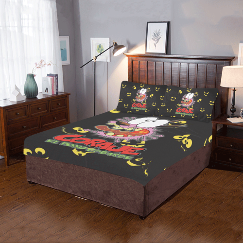 Courage #2 – Bedding Set (Duvet Cover & Pillowcases)
