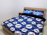 Los Angeles Dodgers (2 Styles) - Bedding Set (Duvet Cover & Pillowcases)