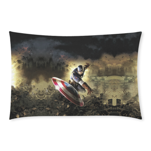 Captain America – Bedding Set (Duvet Cover & Pillowcases)