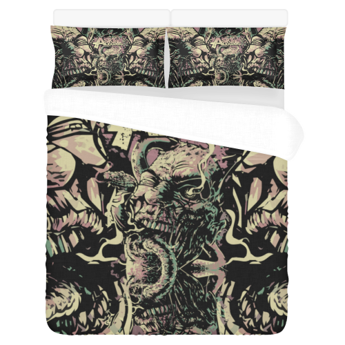 Asking Alexandria #1 – Bedding Set (Duvet Cover & Pillowcases)