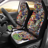 Anime Car Seat Covers