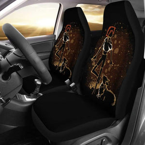 Edward Ein Cowboy Bebop Car Seat Covers