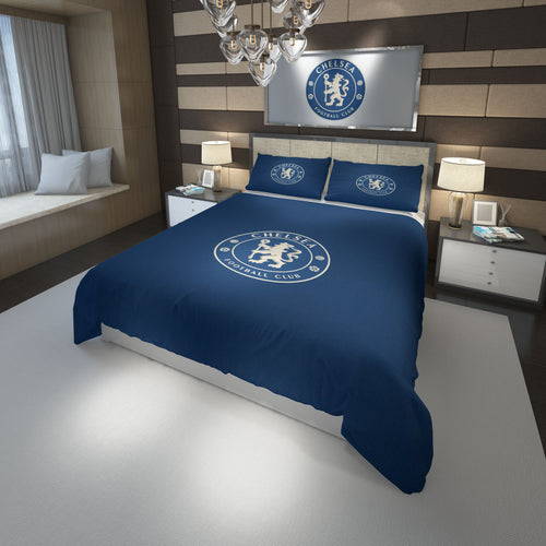 Chelsea Fc Football Club Bedding Set Duvet Cover #3