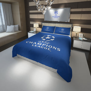 Uffa Champion League Club Bedding Set Duvet Cover