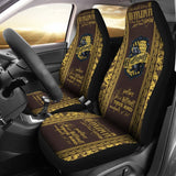 Harry Potter - Hufflepuff - Car Seat Covers (2pc Set)