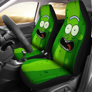 Rick and Morty (4 Styles) - Car Seat Covers (2pc Set)