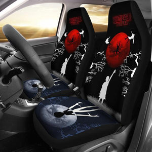 Stranger Things (4 Styles) - Car Seat Covers (2pc Set)