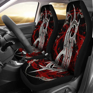 Slipknot (2 Styles) - Car Seat Covers (2pc Set)