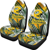 Green Bay Packers - Car Seat Covers (2pc Set)