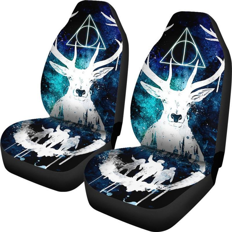 Harry Potter - Guardian - Car Seat Covers (2pc Set)