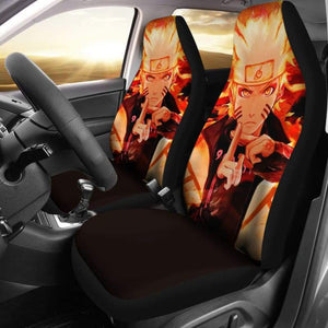 Naruto Car Seat Covers