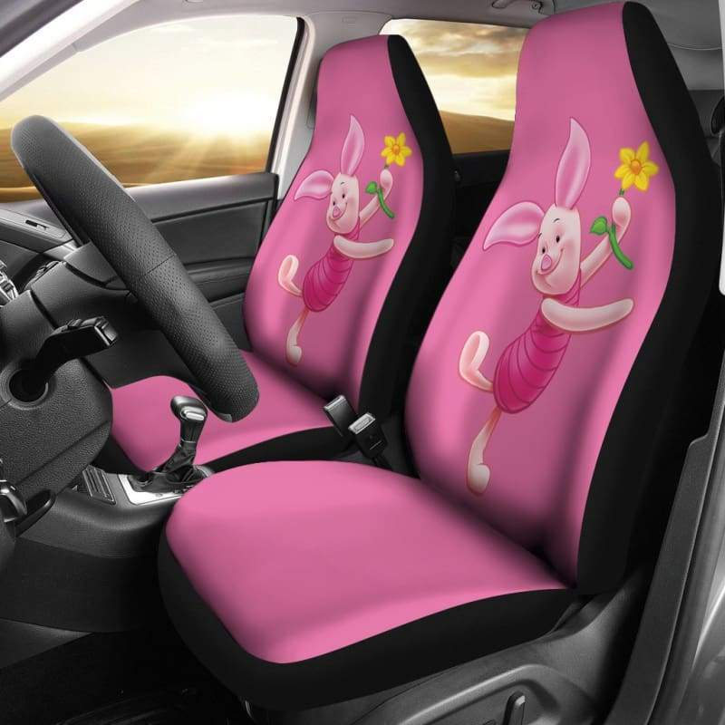 Piglet Car Seat Covers