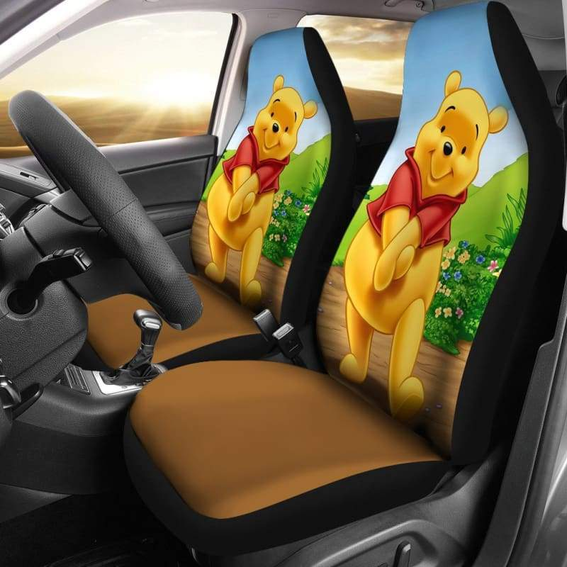 Pooh Car Seat Covers