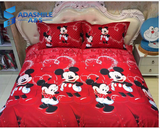 Disney - Mickey Mouse (10 Styles) Custom #5  Bedding Set (Duvet Cover & Pillowcases)