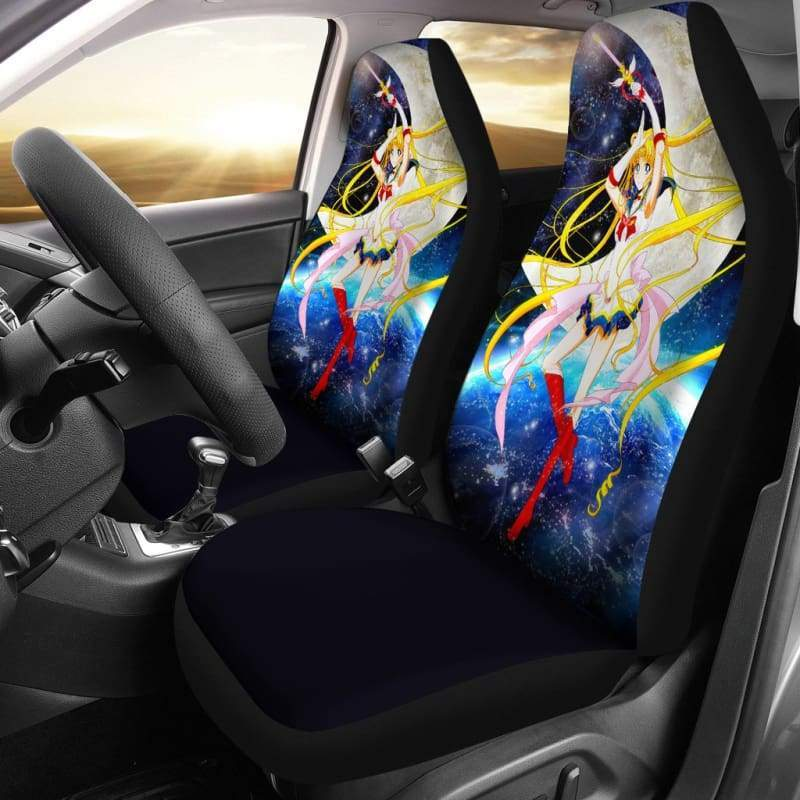 Sailor Moon Car Seat Covers