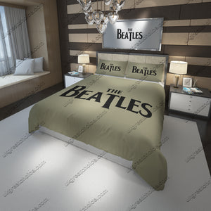 The Beatles Custom Bedding Set #2(Duvet Cover & Pillowcases)