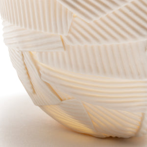 FL CURRUGATED BOWL S