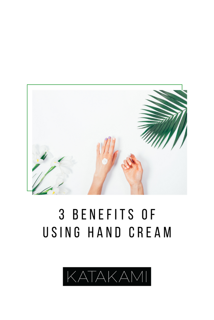 Alberta Fresh + 3 Benefits of Using Hand Cream