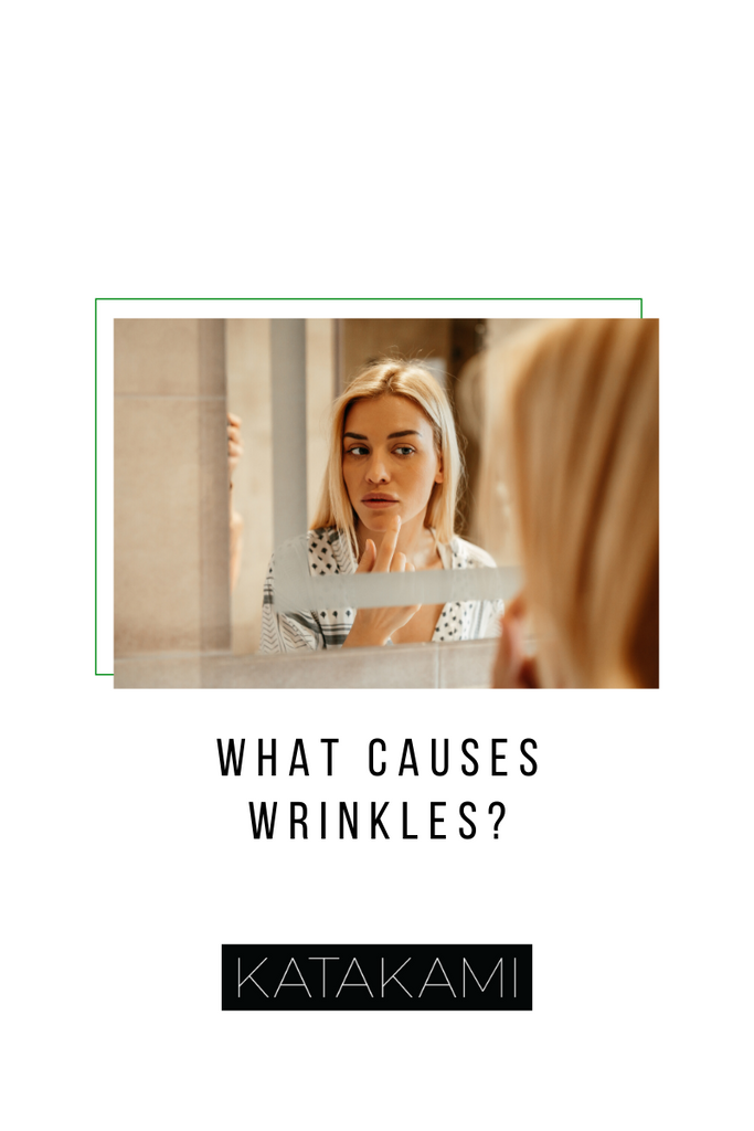 <b><h>What Causes Wrinkles?</b></h>